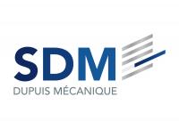 SDM Dupuis mécanique fait peau neuve : un nouveau logo, un nouvel élan résolument vers l'Export !
